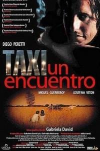 Caratula, cartel, poster o portada de Taxi, un encuentro