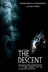 Caratula, cartel, poster o portada de The Descent
