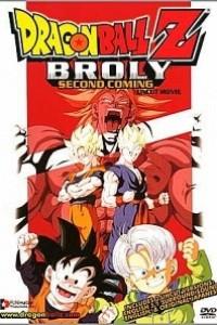 Caratula, cartel, poster o portada de Dragon Ball Z: El Regreso de Broly
