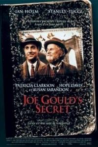 Caratula, cartel, poster o portada de El secreto de Joe Gould