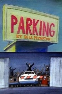 Caratula, cartel, poster o portada de Parking