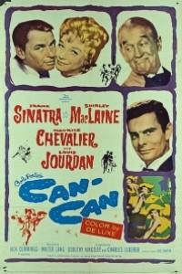 Caratula, cartel, poster o portada de Can-Can
