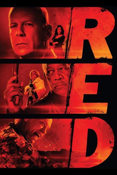 Caratula, cartel, poster o portada de Red