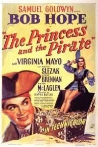 Caratula, cartel, poster o portada de La princesa y el pirata