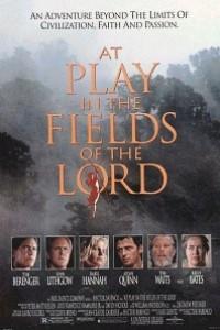 Caratula, cartel, poster o portada de Jugando en los campos del Señor
