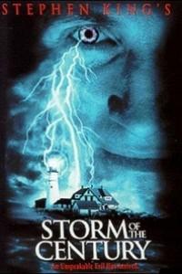 Caratula, cartel, poster o portada de La tormenta del siglo