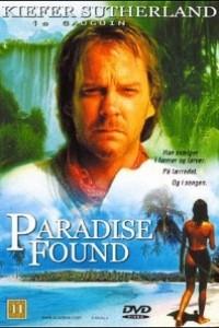 Caratula, cartel, poster o portada de El paraíso encontrado