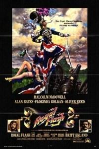 Caratula, cartel, poster o portada de Royal Flash