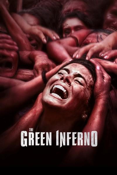Caratula, cartel, poster o portada de El infierno verde