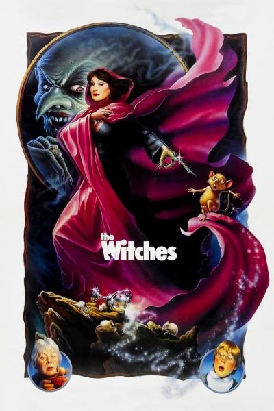 Caratula, cartel, poster o portada de La maldición de las brujas