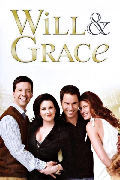 Caratula, cartel, poster o portada de Will & Grace