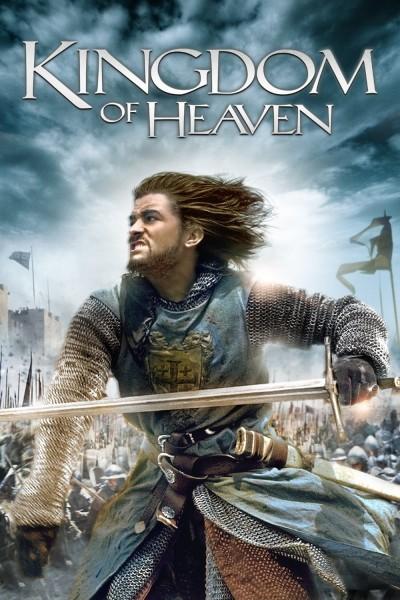 Caratula, cartel, poster o portada de El reino de los cielos