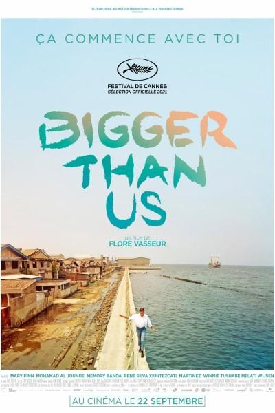 Caratula, cartel, poster o portada de Bigger Than Us