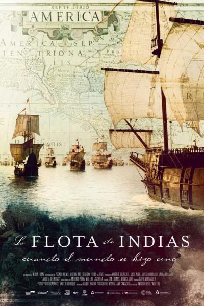Caratula, cartel, poster o portada de La flota de Indias