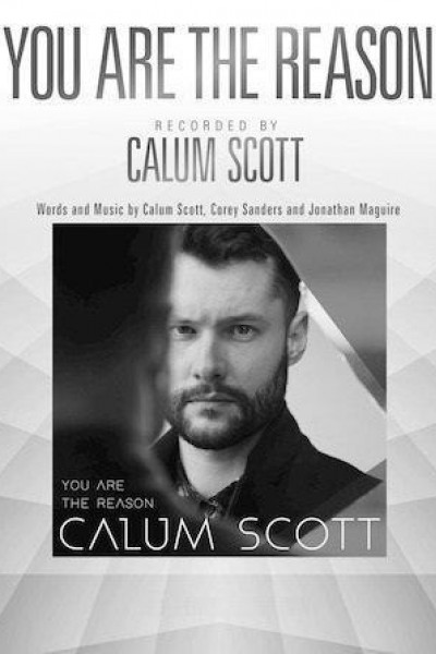Caratula, cartel, poster o portada de Calum Scott: You Are the Reason (Vídeo musical)