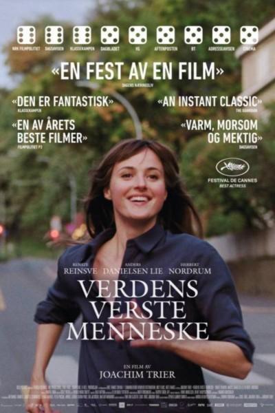 Caratula, cartel, poster o portada de The Worst Person in the World
