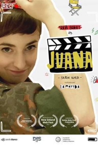 Caratula, cartel, poster o portada de Juana