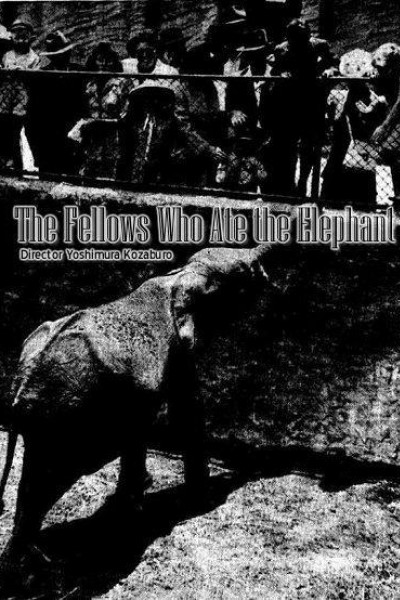 Caratula, cartel, poster o portada de Los colegas que se comieron al elefante