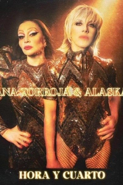 Caratula, cartel, poster o portada de Ana Torroja, Alaska: Hora y cuarto (Vídeo musical)