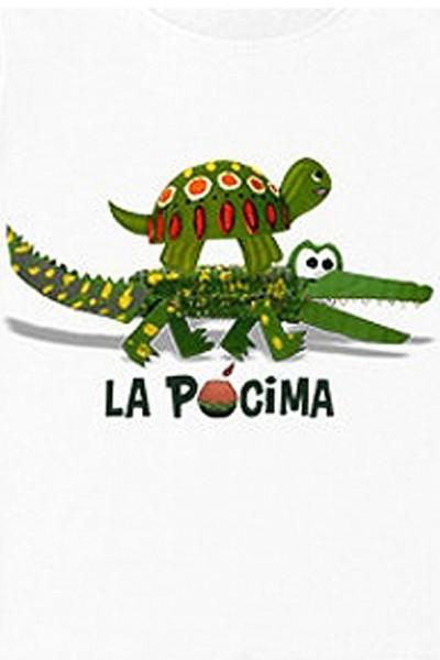 Caratula, cartel, poster o portada de La pócima