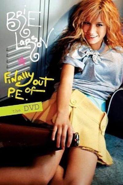 Caratula, cartel, poster o portada de Brie Larson: Finally Out of P.E (Vídeo musical)