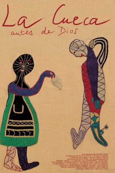 Caratula, cartel, poster o portada de La cueca antes de Dios