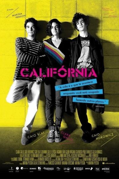 Caratula, cartel, poster o portada de Califórnia