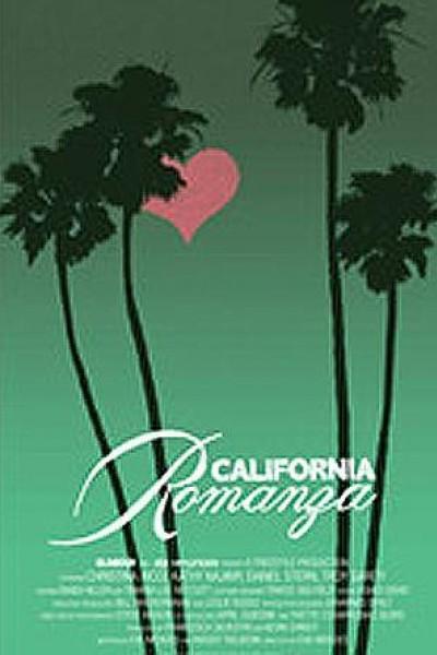 Caratula, cartel, poster o portada de California Romanza