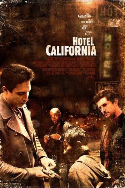 Caratula, cartel, poster o portada de Hotel California