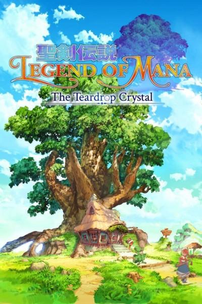 Caratula, cartel, poster o portada de Legend of Mana: The Teardrop Crystal