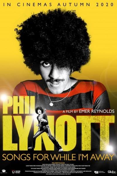 Caratula, cartel, poster o portada de Phil Lynott: Songs For While I\'m Away