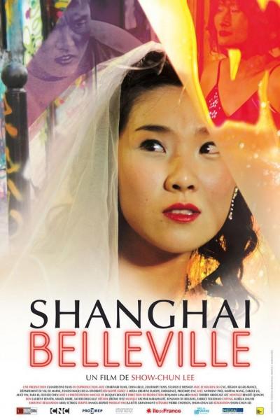 Caratula, cartel, poster o portada de Shanghai Belleville