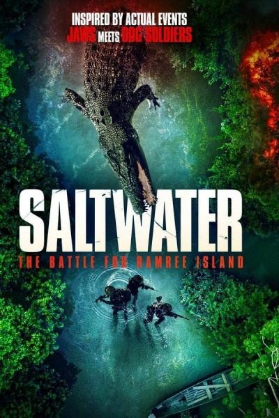 Caratula, cartel, poster o portada de Saltwater: The Battle for Ramree Island
