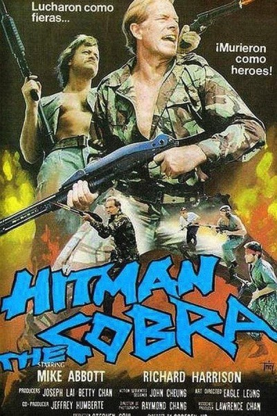 Caratula, cartel, poster o portada de Hitman the Cobra