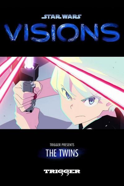 Caratula, cartel, poster o portada de Star Wars Visions: Los gemelos