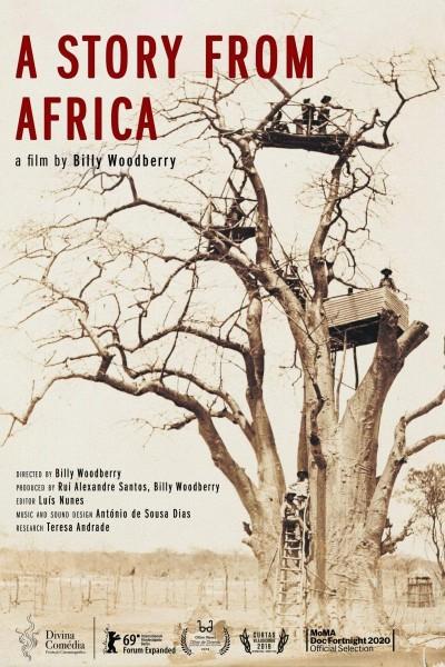 Caratula, cartel, poster o portada de A Story from Africa