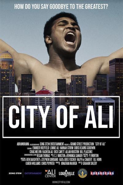 Caratula, cartel, poster o portada de City of Ali