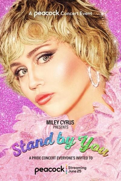 Caratula, cartel, poster o portada de Miley Cyrus presents Stand by You