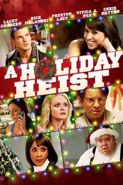 Caratula, cartel, poster o portada de A Holiday Heist