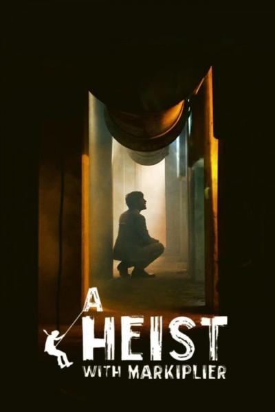 Caratula, cartel, poster o portada de A Heist With Markiplier