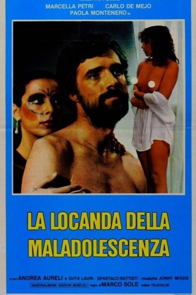Caratula, cartel, poster o portada de El local de la indecencia
