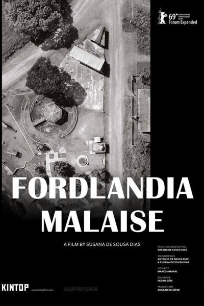 Caratula, cartel, poster o portada de Fordlandia Malaise