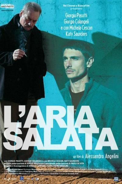 Caratula, cartel, poster o portada de L\'aria salata