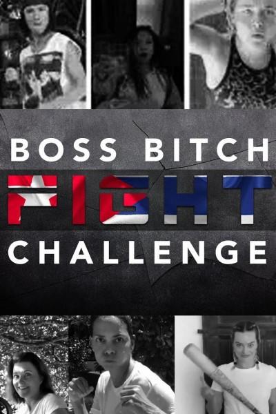 Caratula, cartel, poster o portada de Boss Bitch Fight Challenge