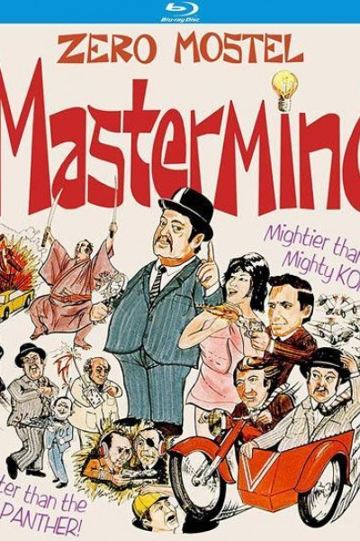Caratula, cartel, poster o portada de Mastermind