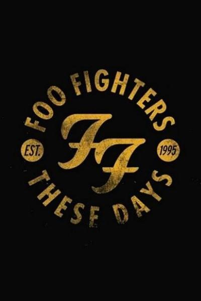 Caratula, cartel, poster o portada de Foo Fighters: These Days (Vídeo musical)