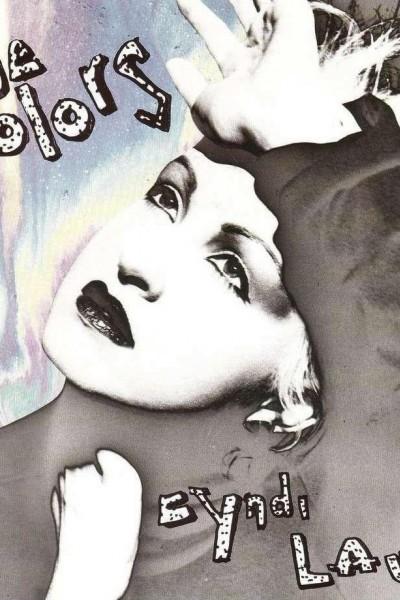 Caratula, cartel, poster o portada de Cyndi Lauper: True Colors (Vídeo musical)