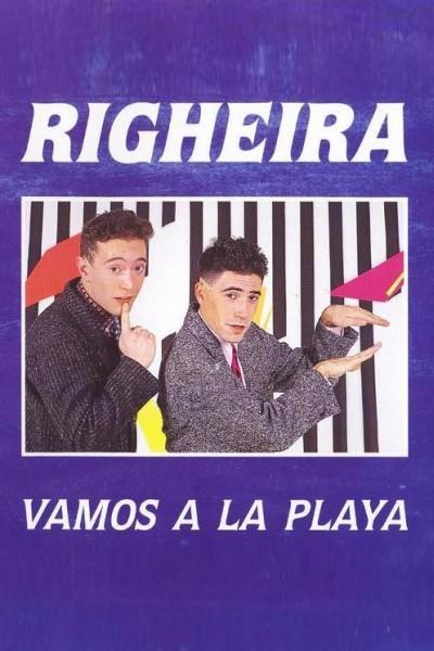 Caratula, cartel, poster o portada de Righeira: Vamos a la playa (Vídeo musical)