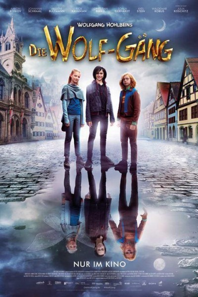 Caratula, cartel, poster o portada de The Magic Kids: Three Unlikely Heroes
