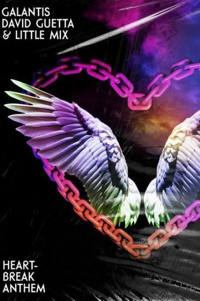 Caratula, cartel, poster o portada de Galantis, David Guetta & Little Mix: Heartbreak Anthem (Vídeo musical)